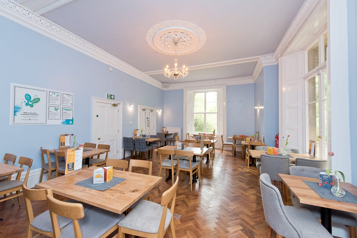 YHA Bath Dining