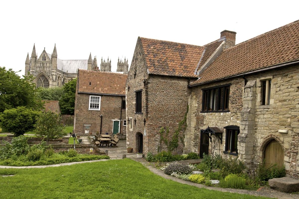 YHA Beverley Friary Exterior