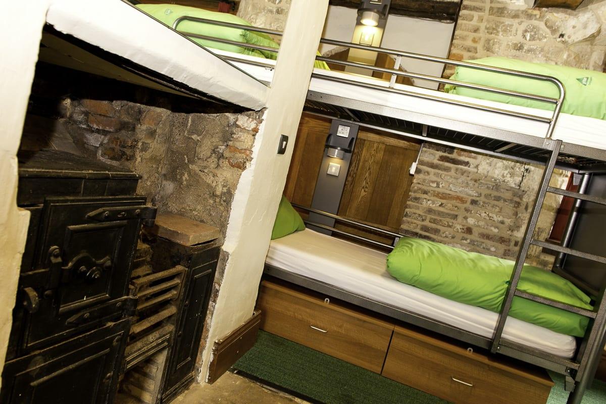YHA Beverley Friary Bedroom
