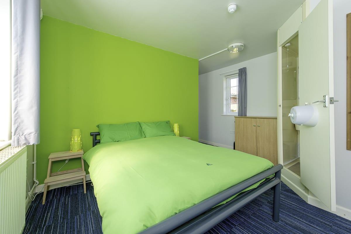 YHA Blaxhall Bedroom