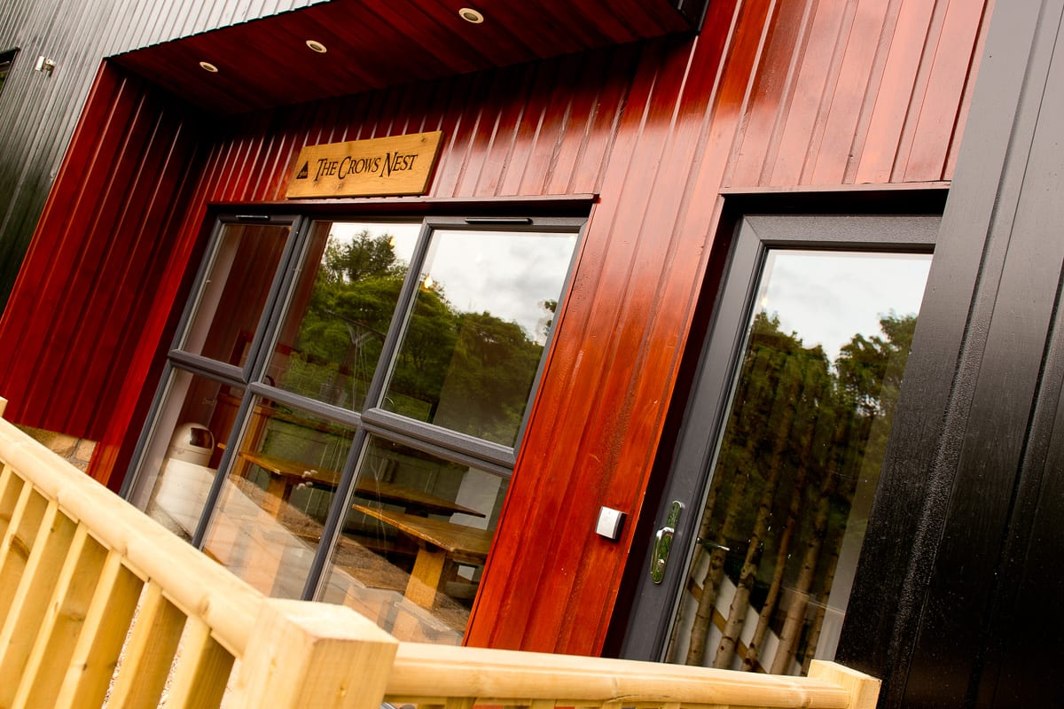 YHA Boggle Hole Crows Nest Rooms