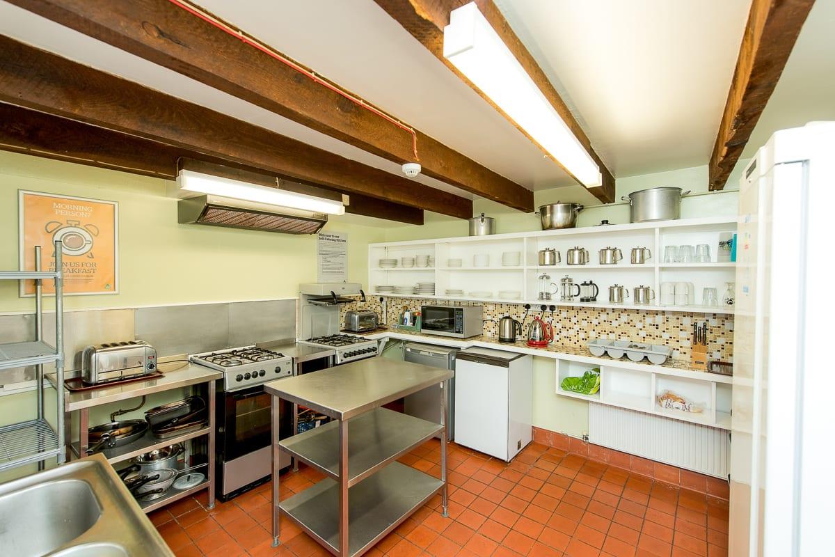 YHA Boswinger Kitchen