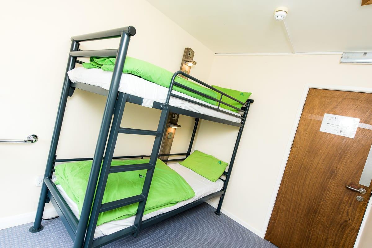 YHA Boswinger Bedroom