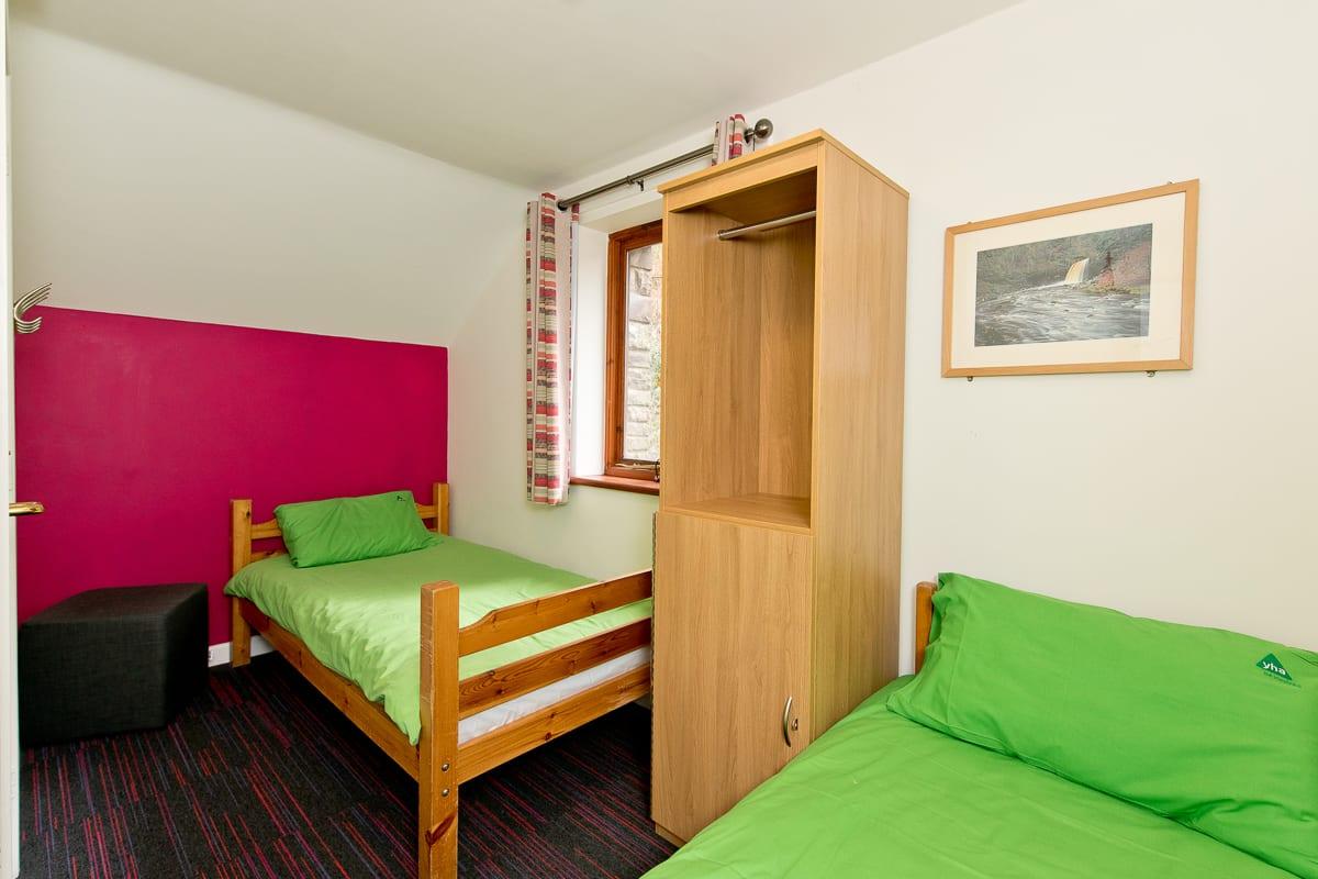YHA Brecon Beacons Danywenallt Bedroom
