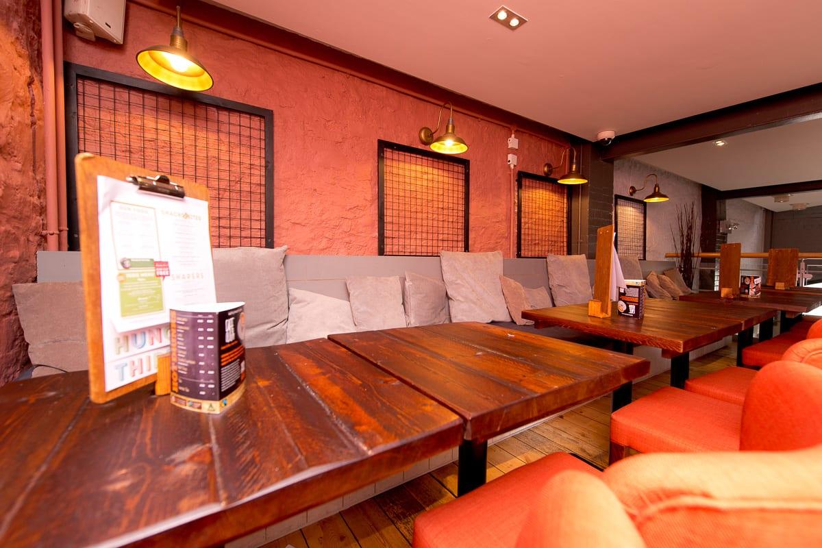 YHA Bristol Bar