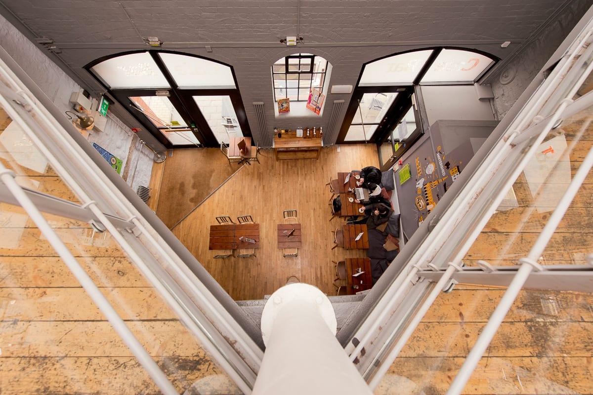 YHA Bristol Interior