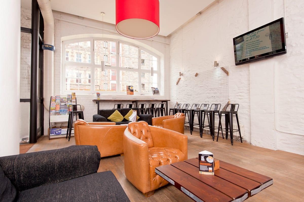 YHA Bristol Lounge