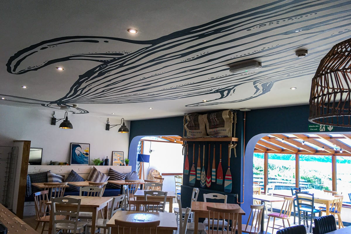 YHA Broad Haven Cafe and Restaurant