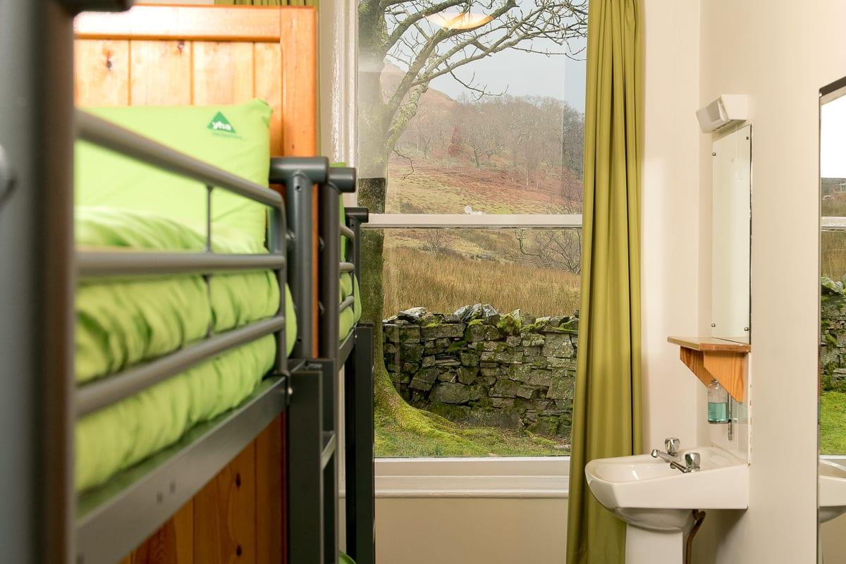 YHA Buttermere Bedroom