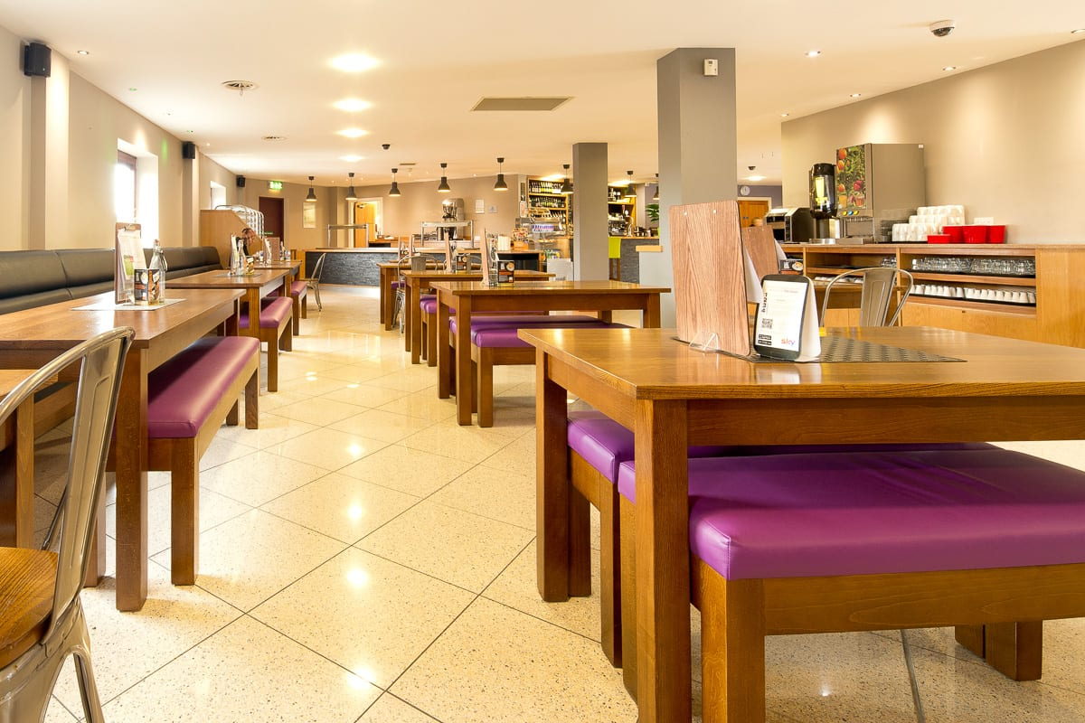 YHA Cardiff Central Dining