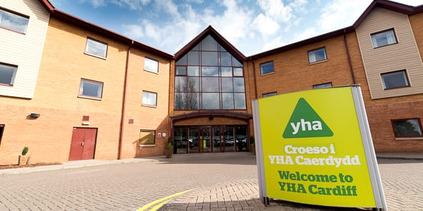 YHA Cardiff Central