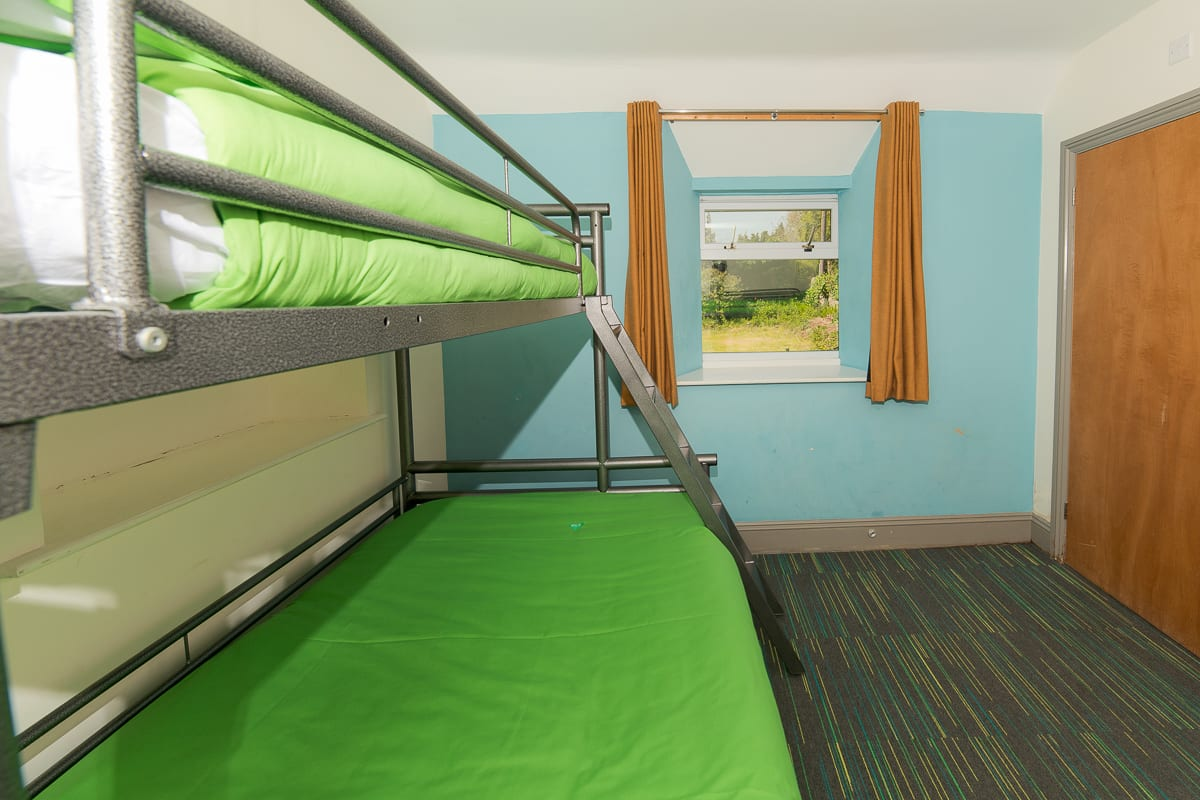 YHA Cheddar Bedroom