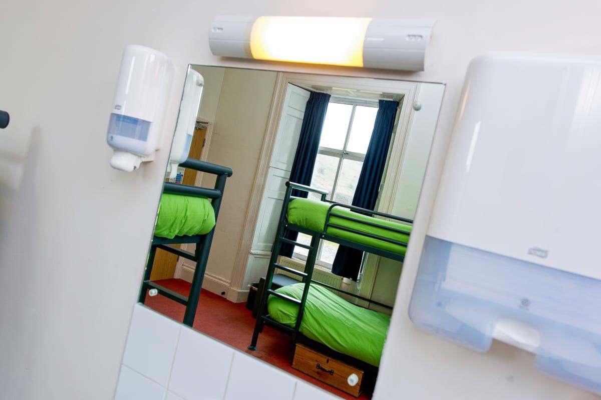 YHA Coniston Coppermines Dorm Room