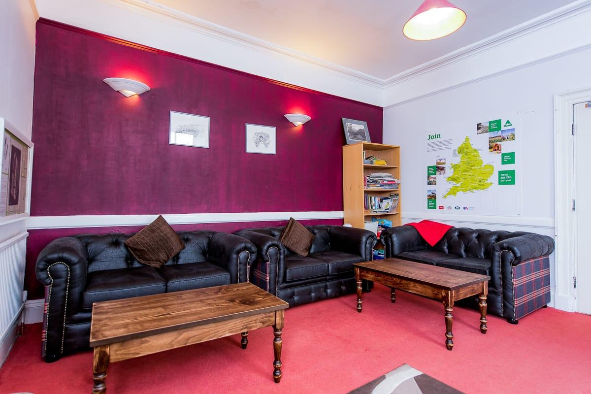 YHA Coniston Coppermines Lounge
