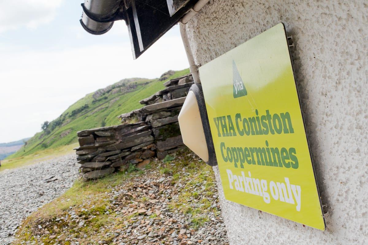 YHA Coniston Coppermines