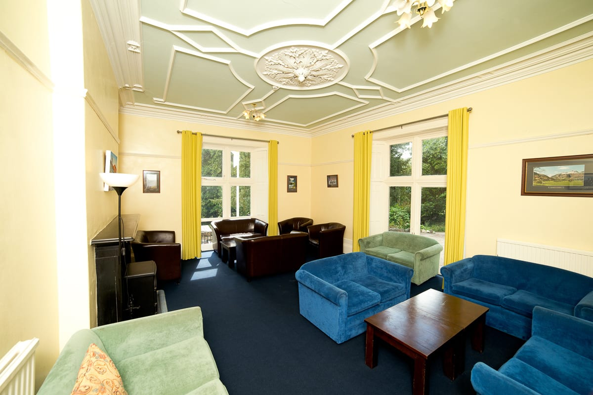 Lounge and common room