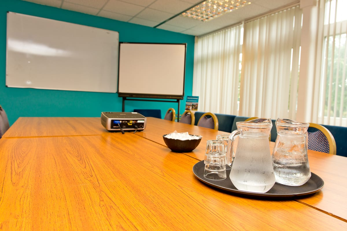 YHA Conwy meeting room
