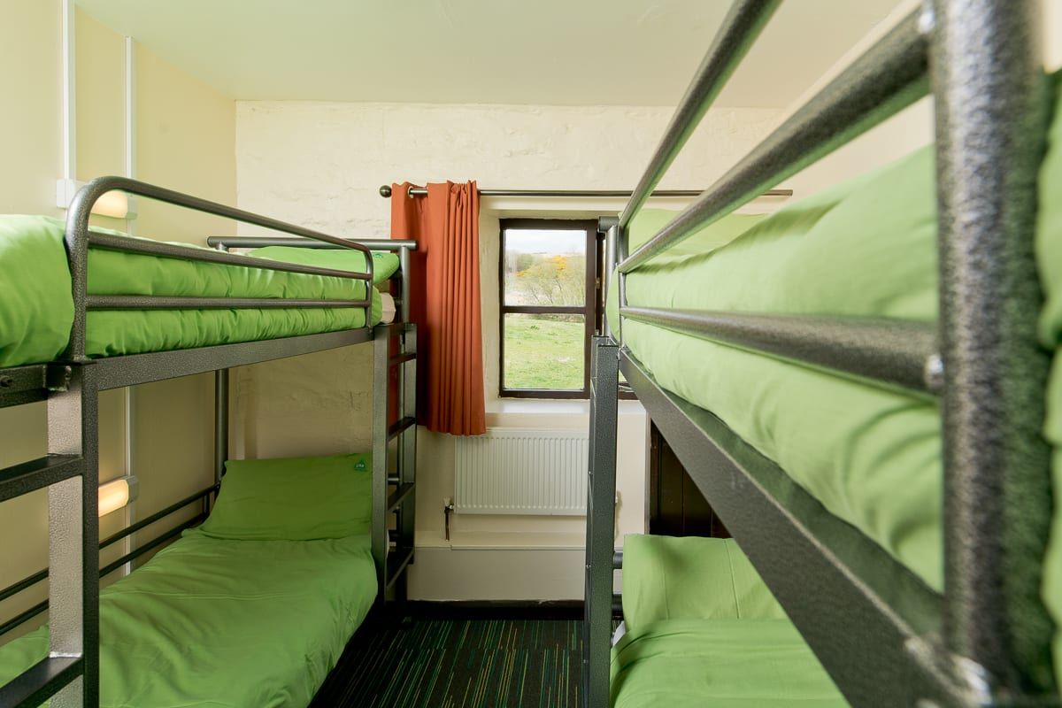 YHA Dartmoor - Dorm Room