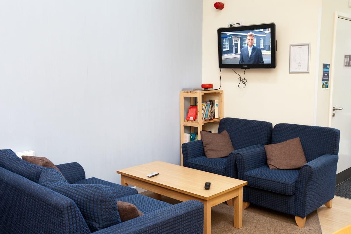 YHA Eastbourne Common Room