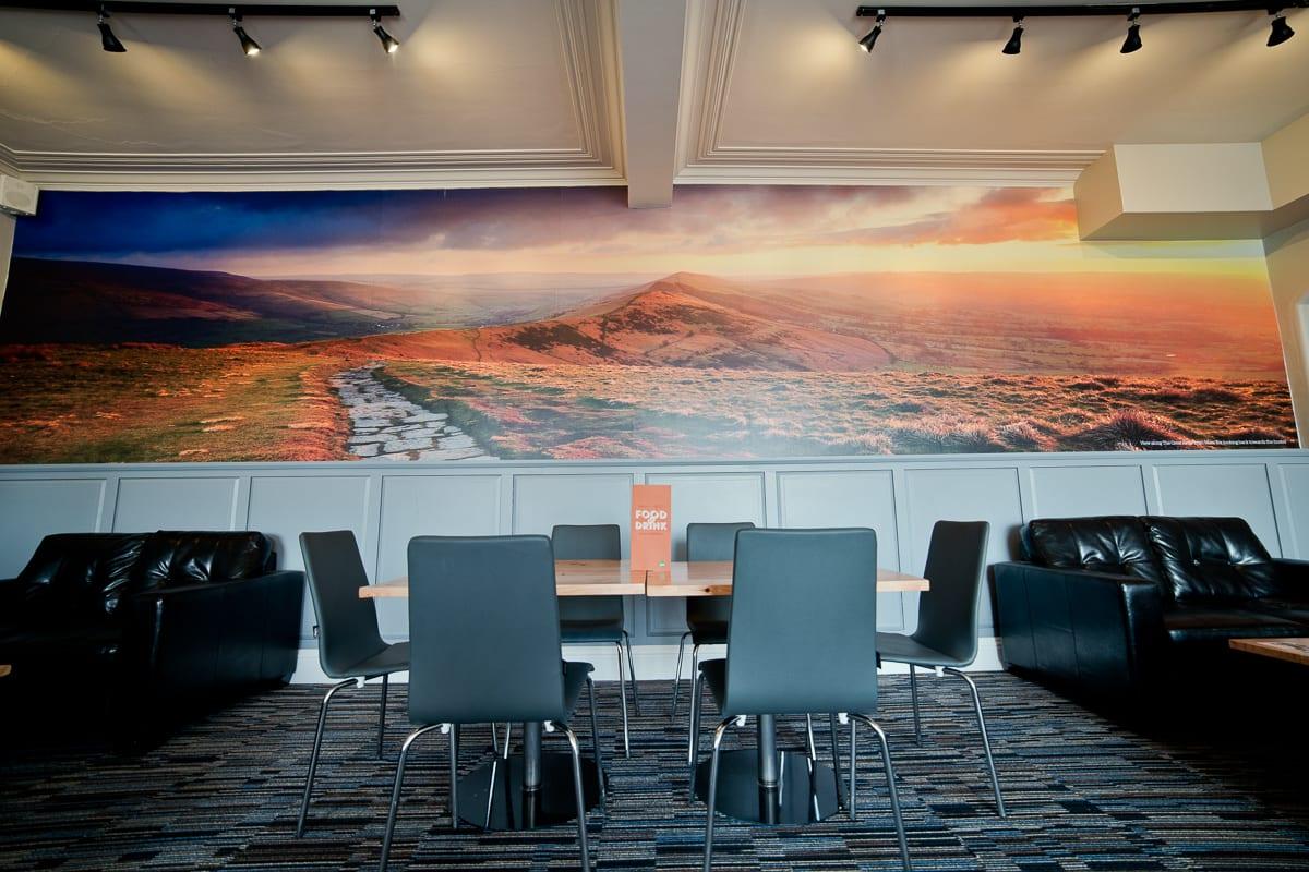 YHA Edale Meeting Room