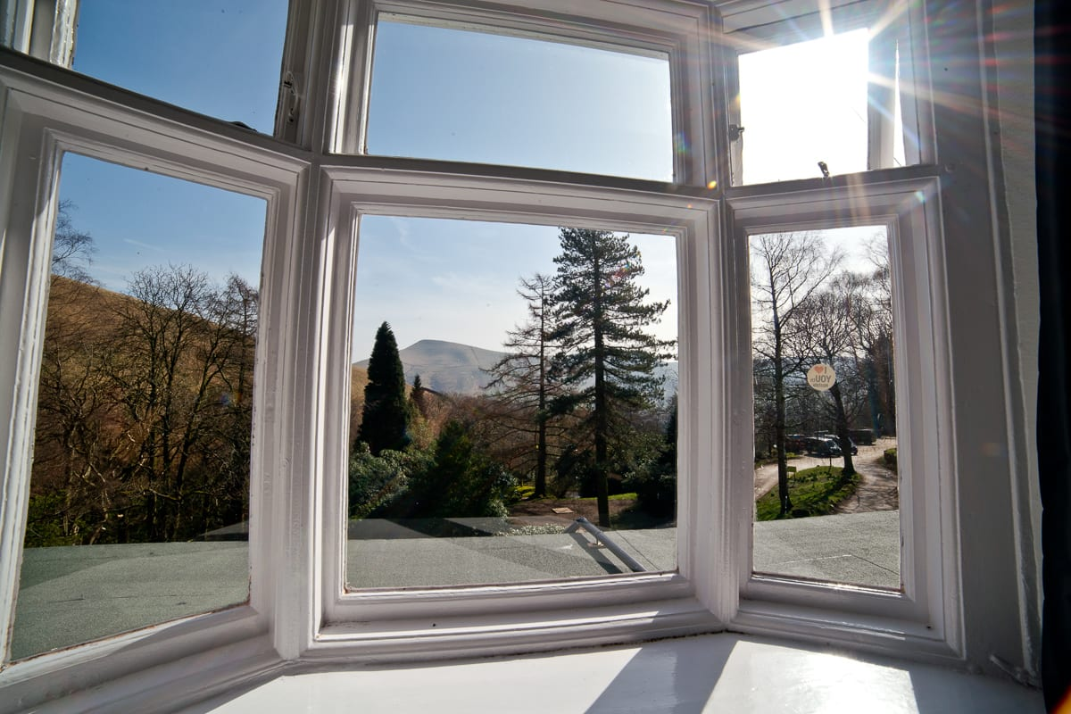 YHA Edale View