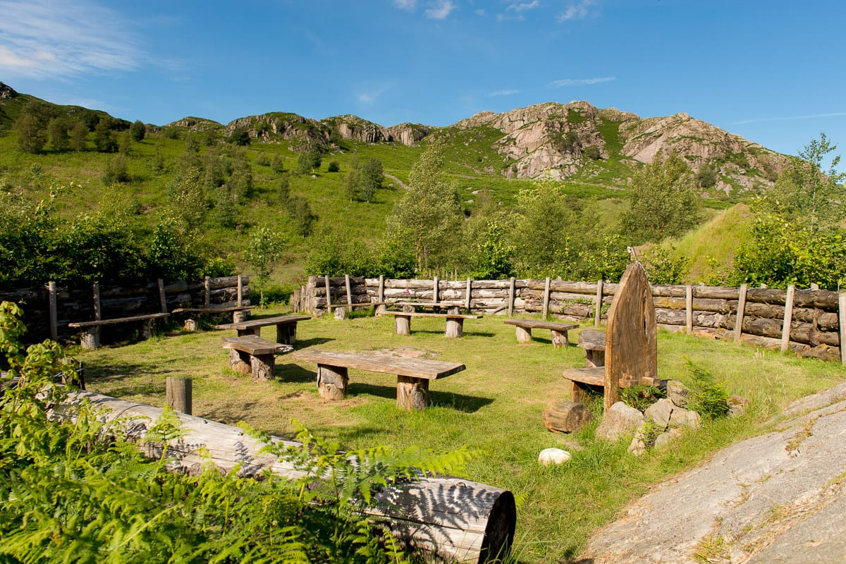 YHA Eskdale Grounds