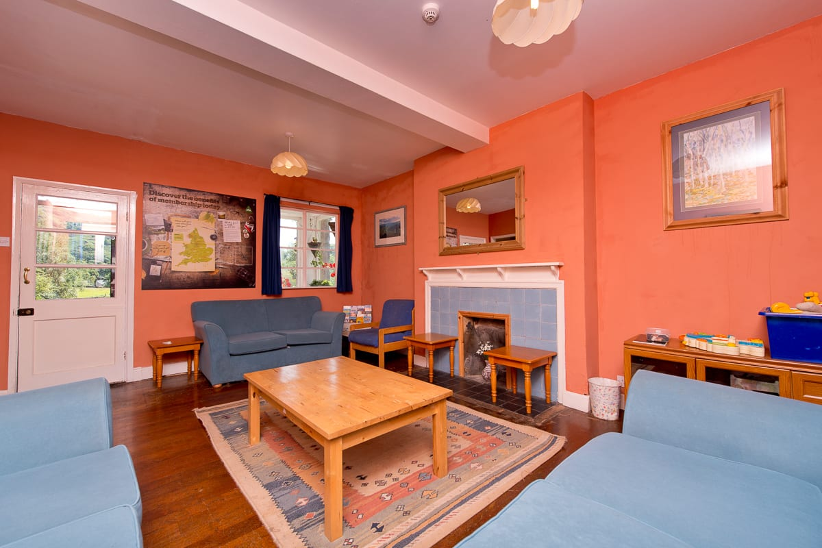 YHA Eskdale Common Room
