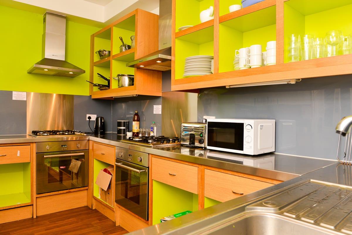 YHA Grinton Lodge Kitchen