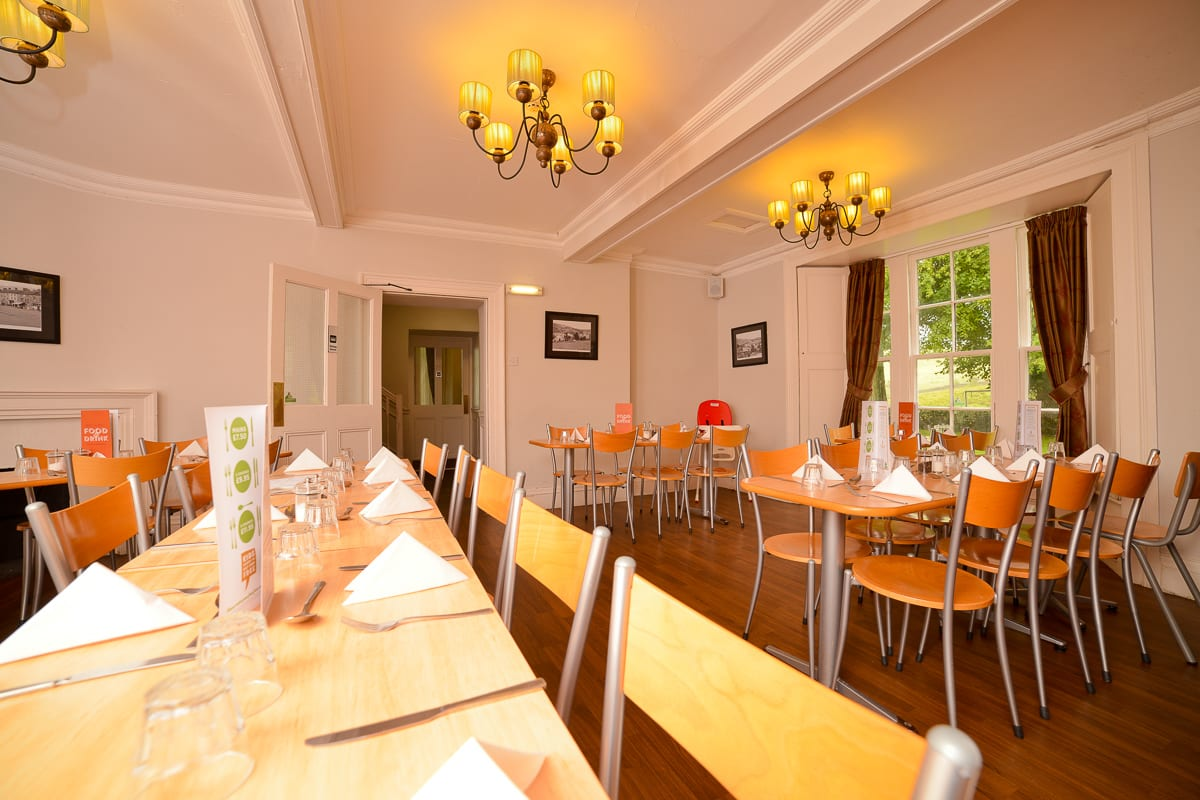 YHA Grinton Lodge Dining