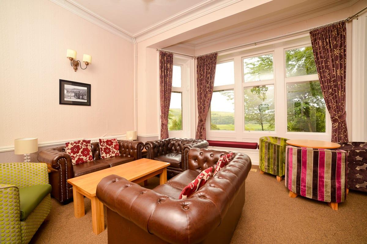 YHA Grinton Lodge Lounge