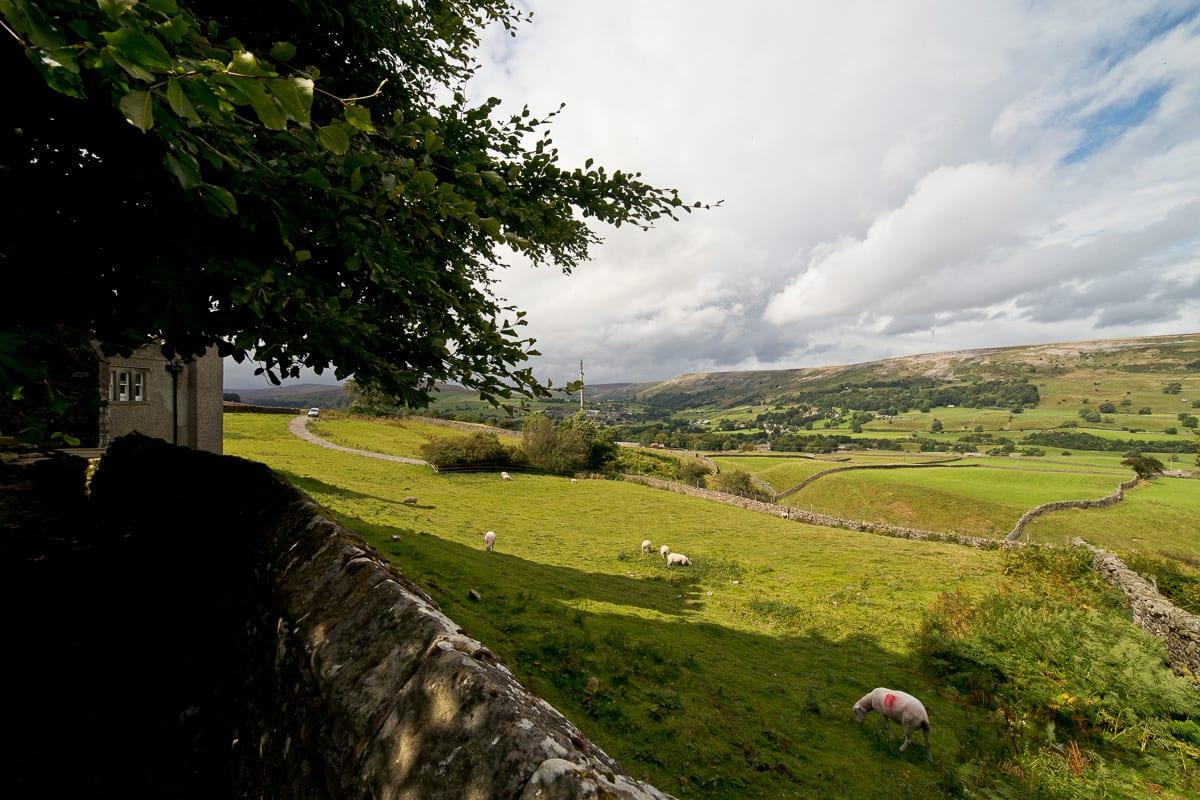 YHA Grinton Lodge View