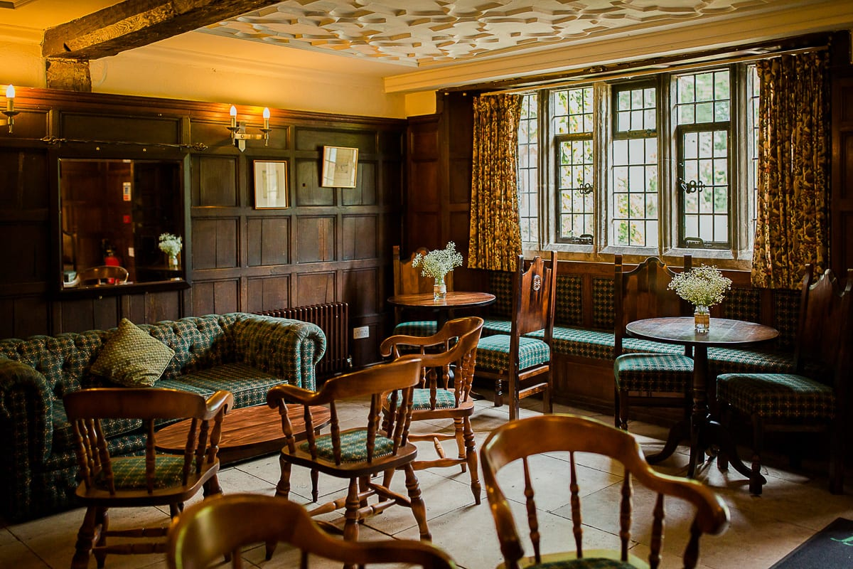 YHA Hartington Hall Dining