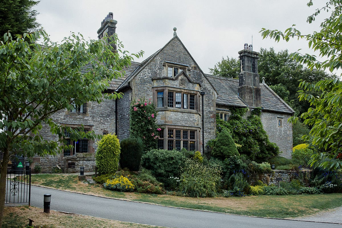 YHA Hartington Hall Exterior