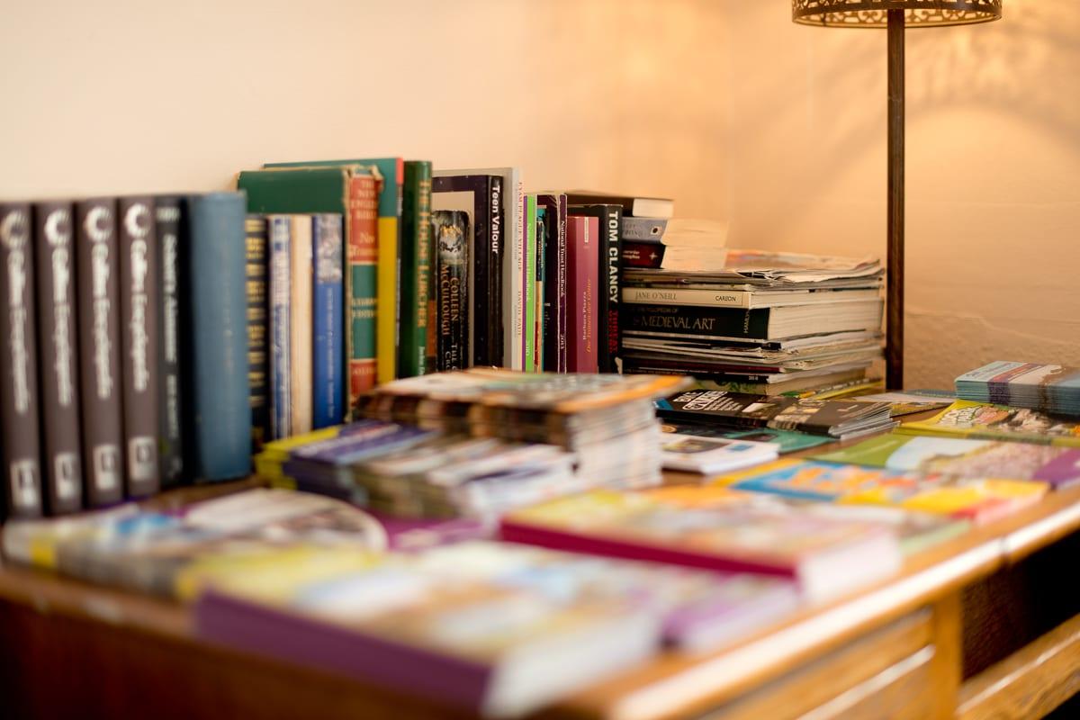 YHA Hathersage Books