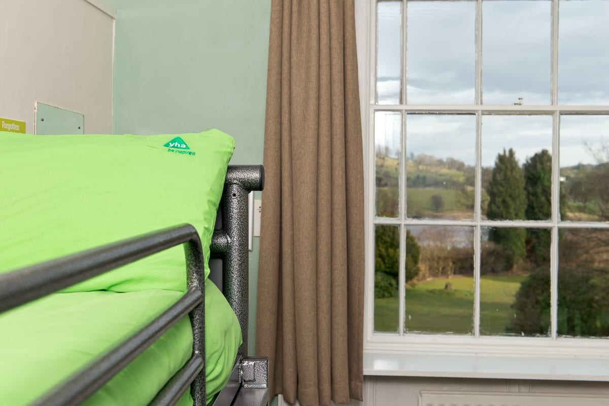 YHA Hawkshead Bedroom