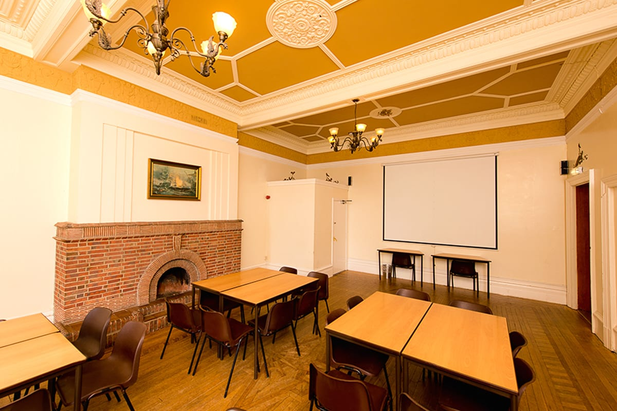 YHA Haworth Meeting Room