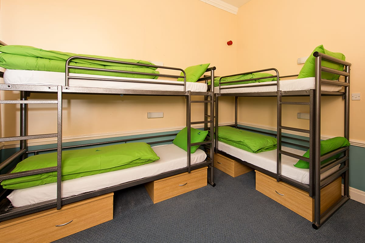 YHA Haworth Room