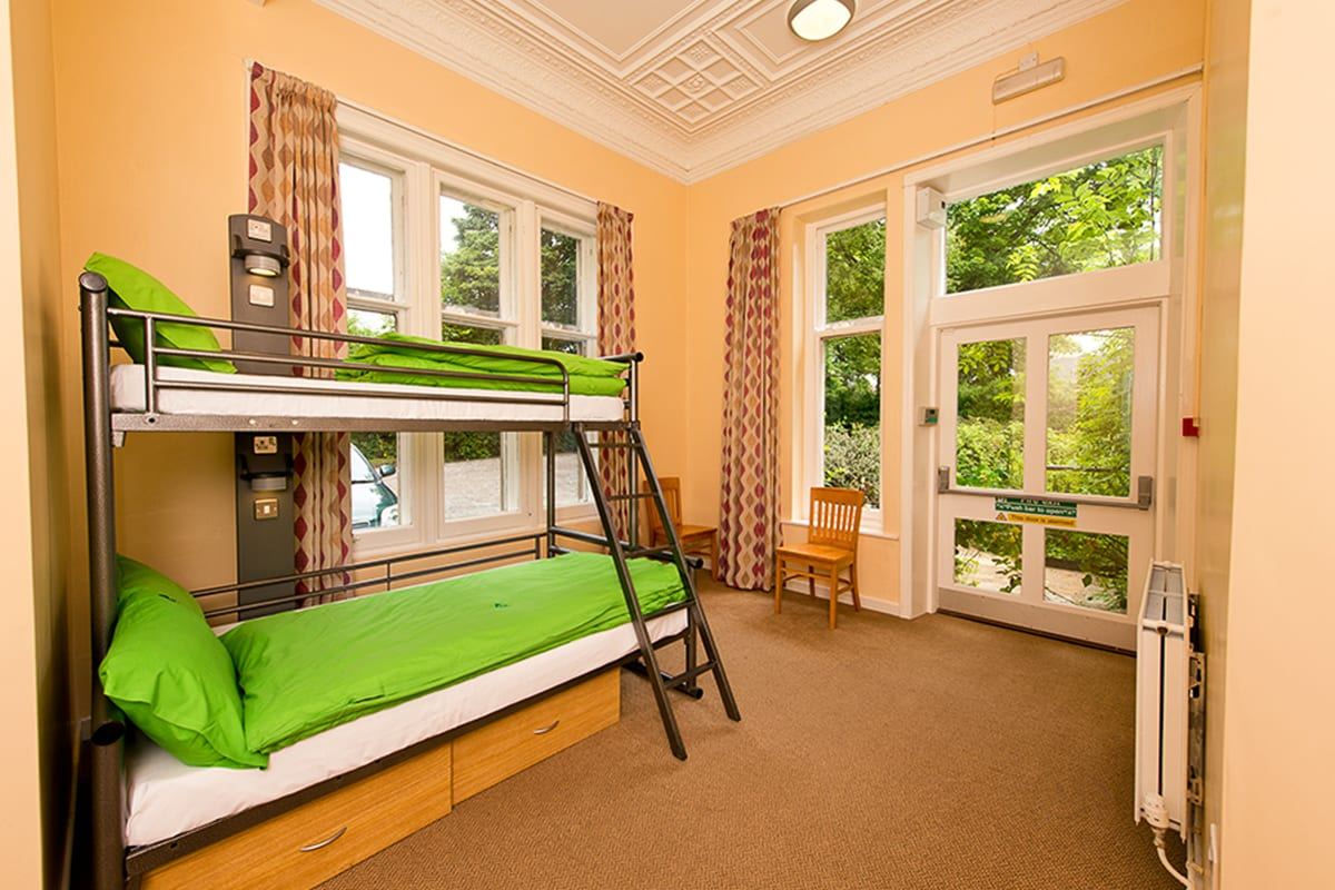 YHA Haworth Family Room