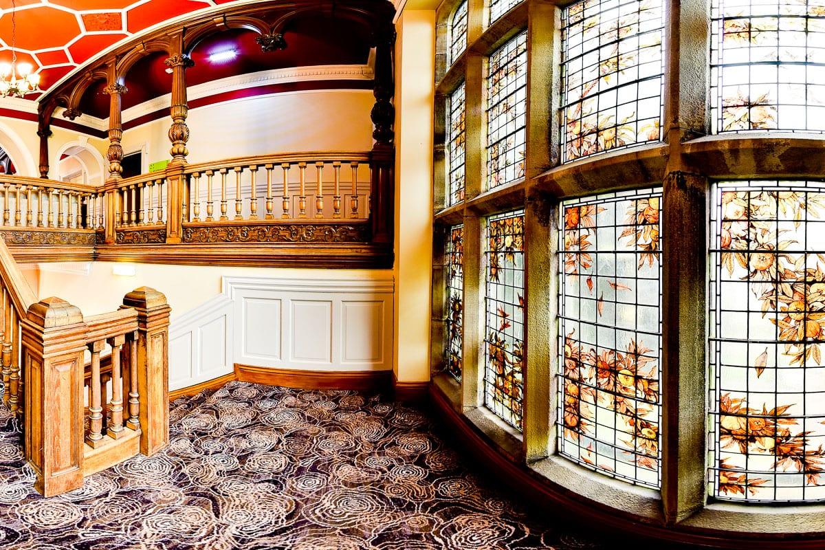 YHA Haworth Stairs
