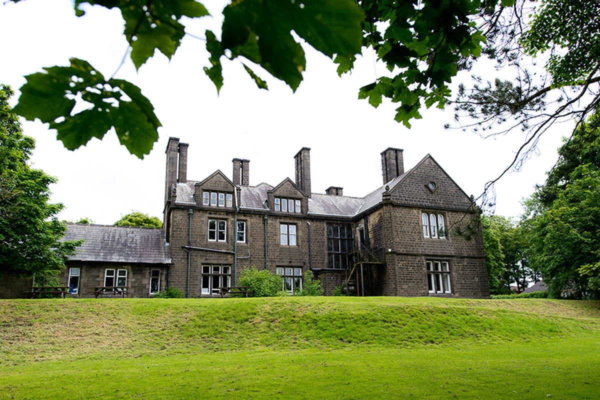 YHA Haworth Garden