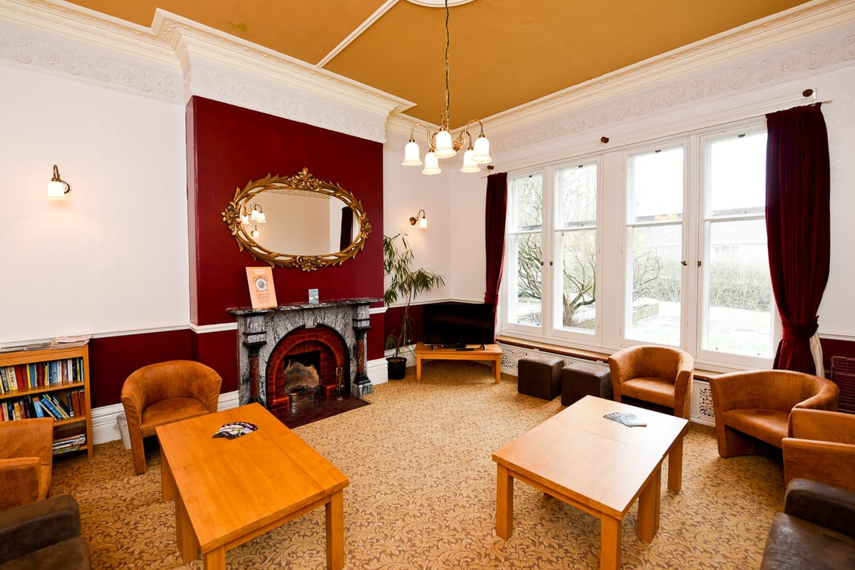 YHA Haworth Lounge