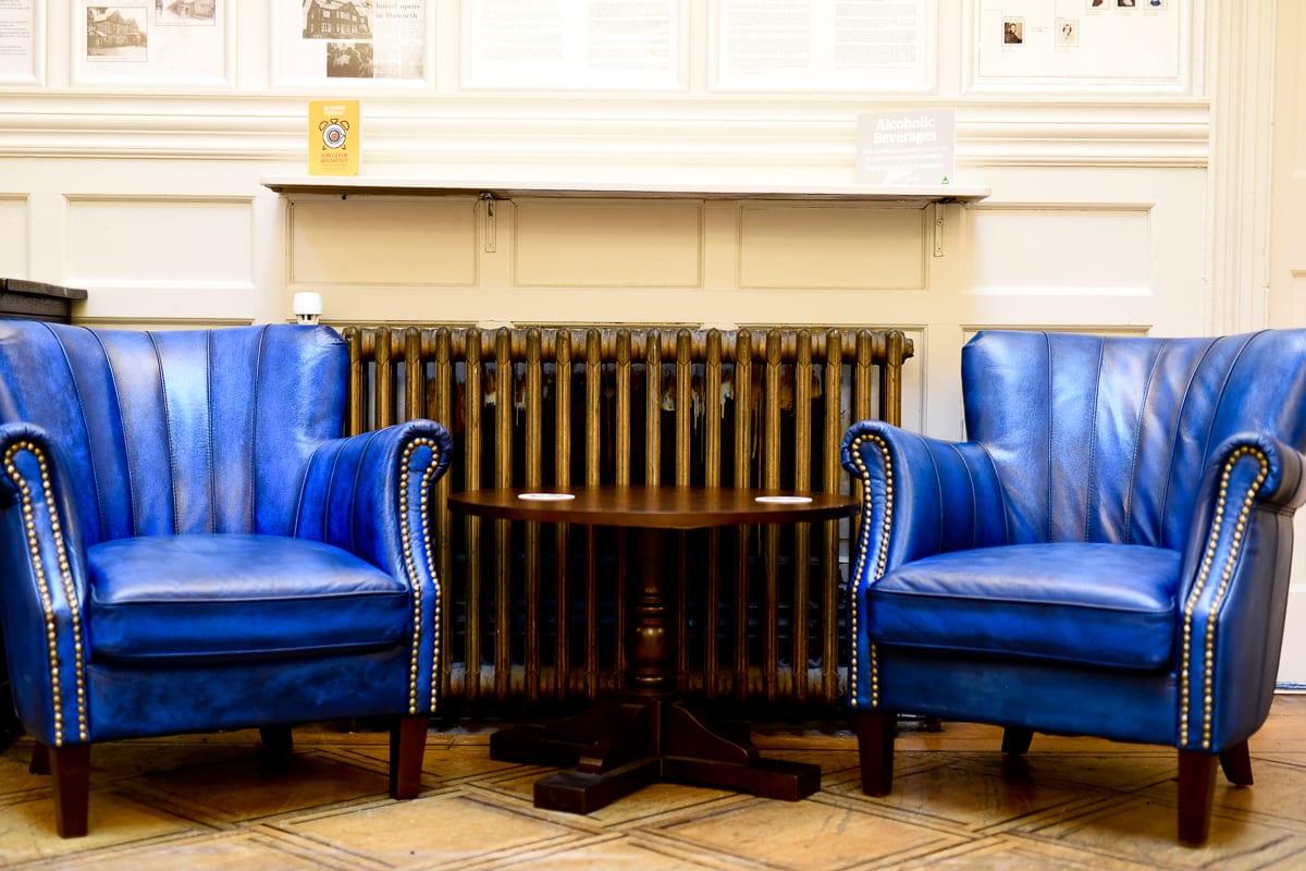 YHA Haworth Lobby Seating