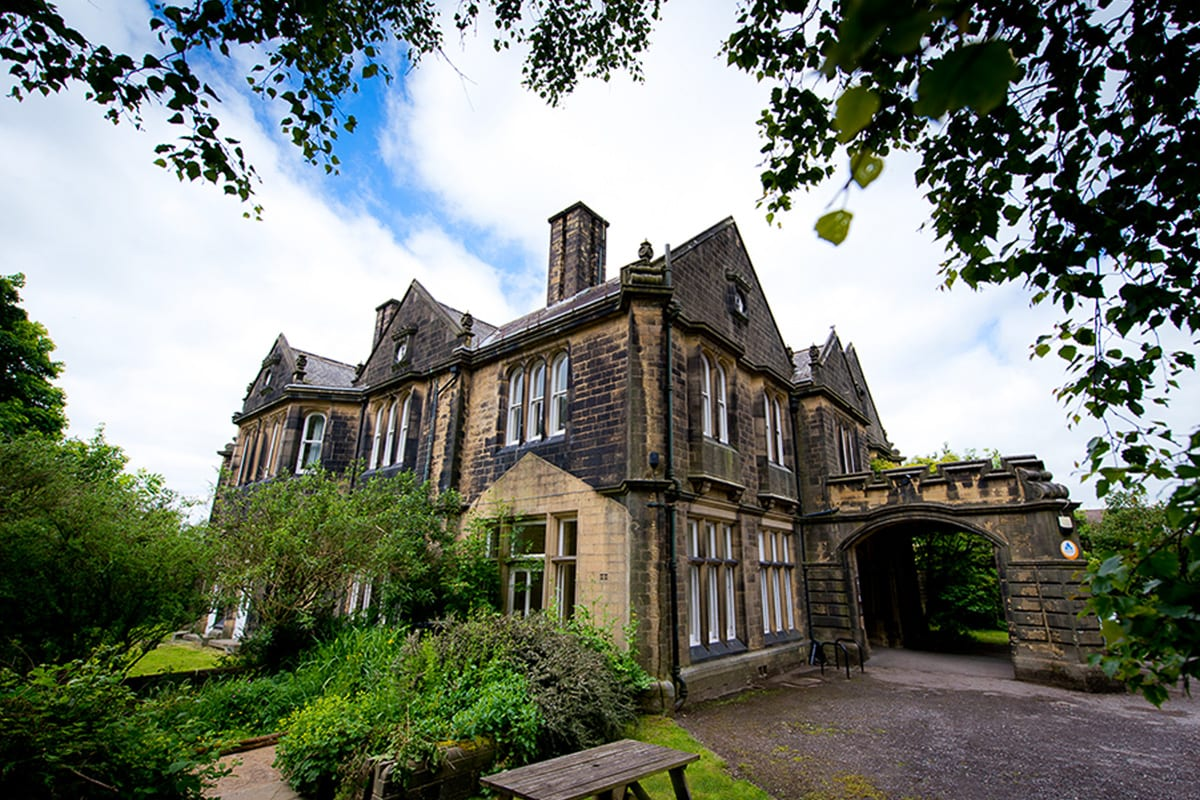 YHA Haworth Exterior