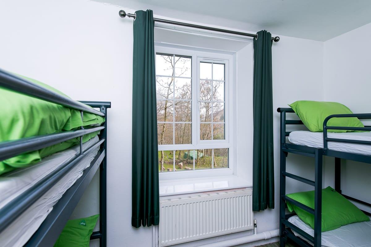 YHA Helvellyn Bedroom