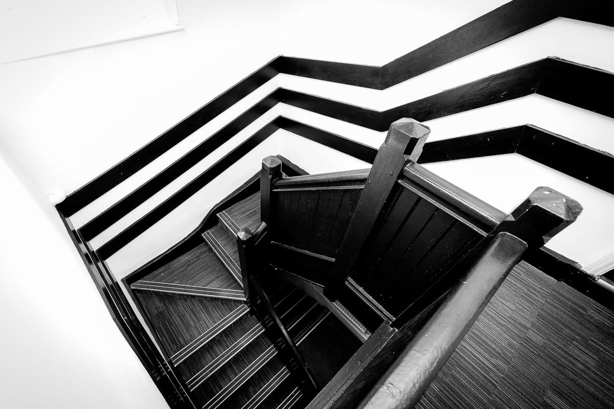 YHA Helvellyn Staircase