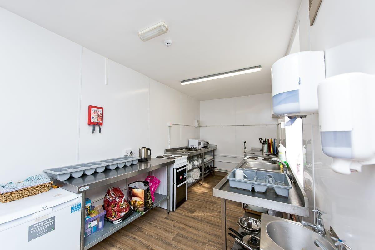 YHA Helvellyn Kitchen