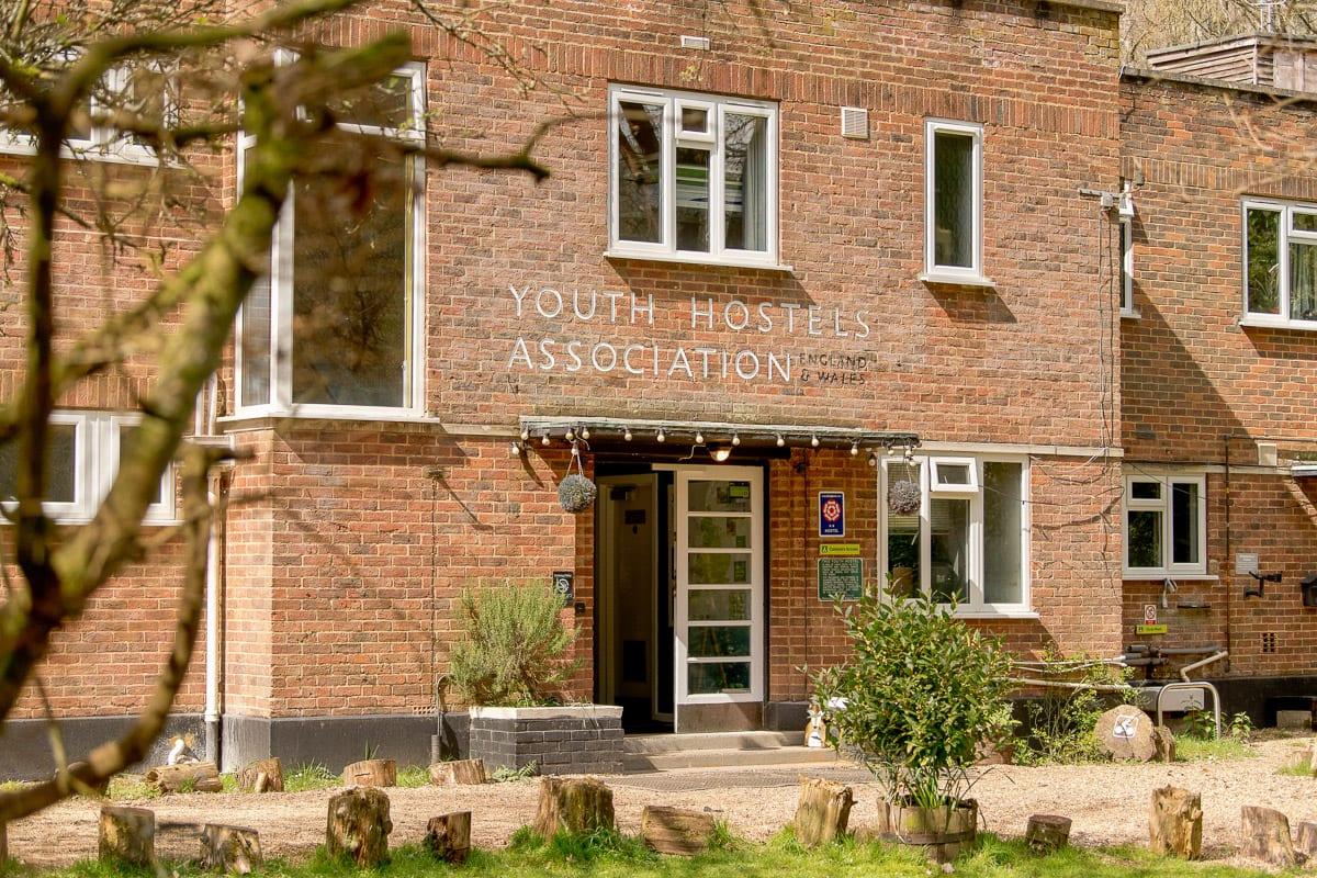 YHA Holmbury St Mary Exterior