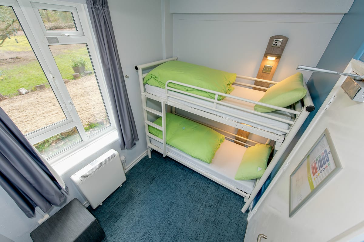 YHA Holmbury St Mary Bedroom