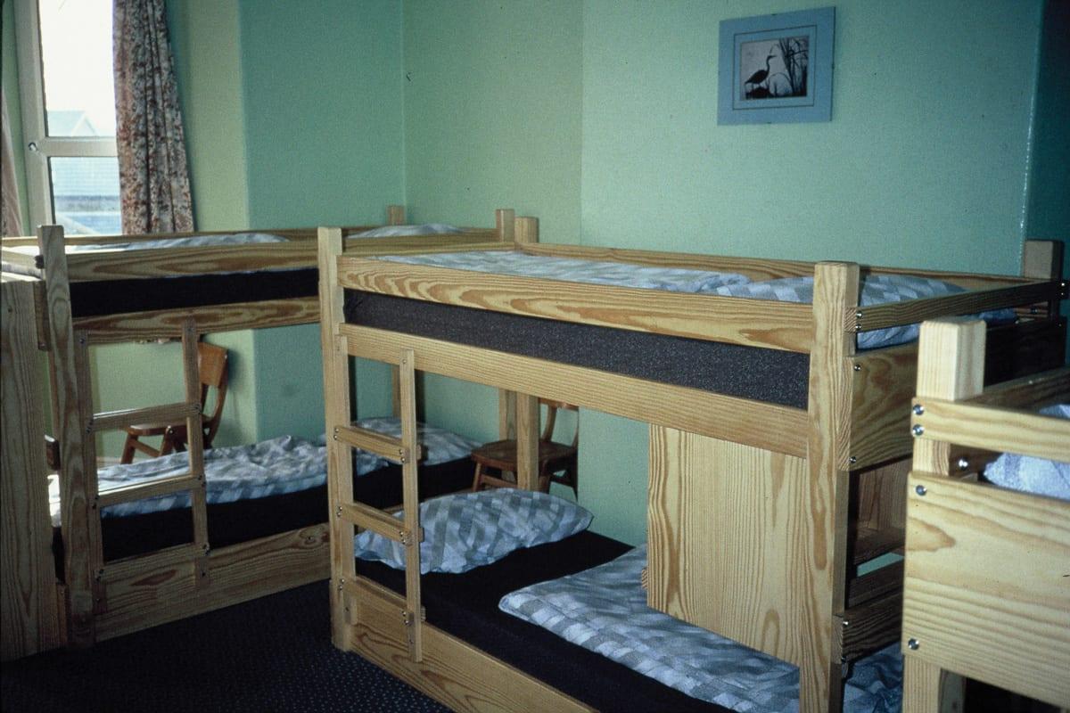 YHA Hunstanton Bedroom
