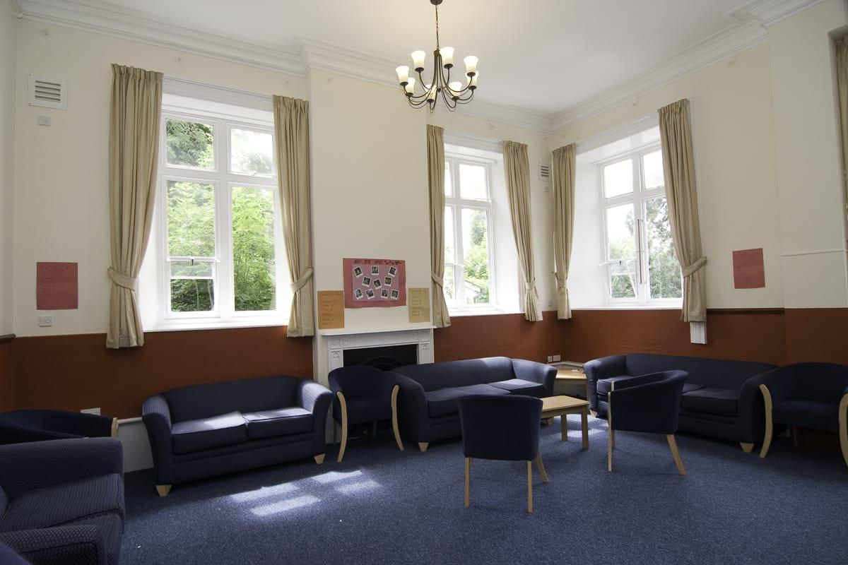 YHA Ironbridge Coalbrookdale Lounge